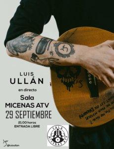 Luis Ullán Sala Micenas Adarsa Salamanca Septiembre 2017