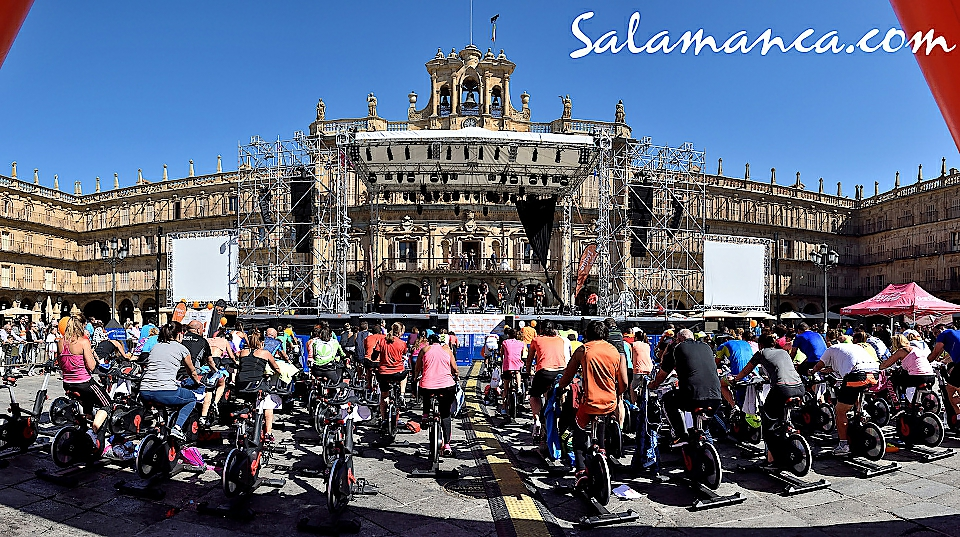 Ciclo Outdoor, Salamanca 2017