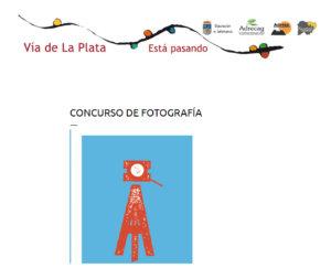 Concurso de Fotografía Está pasando... La Vía de la Plata a su paso por Salamanca Septiembre octubre 2017