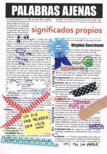 Virginia Guechoum Palabras ajenas, significados propios Sala Micenas Adarsa Salamanca Octubre 2017