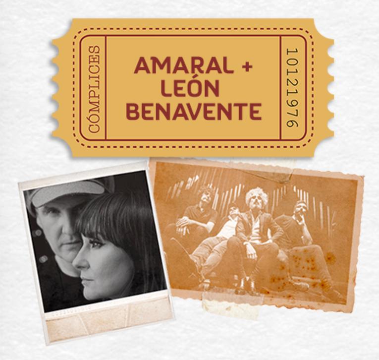 Amaral + León Benavente, Salamanca 2017
