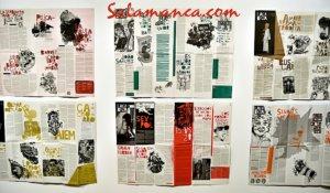 Qué tengo en la cabeza VI Encuentro de Editores Inclasificables Casa de las Conchas Salamanca 2017