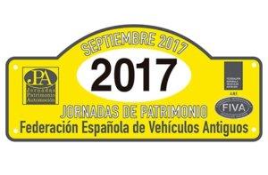 Jornadas de Patrimonio de la Automoción MHAS Salamanca Septiembre 2017