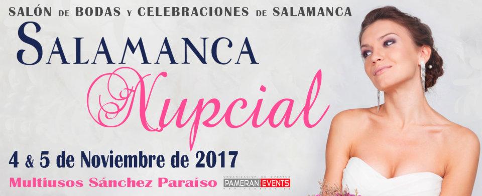 Salamanca Nupcial 2017 Sánchez Paraíso Salamanca Noviembre