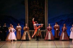 Ballet Nacional Ruso El lago de los cisnes Palacio de Congresos y Exposiciones Salamanca Diciembre 2017