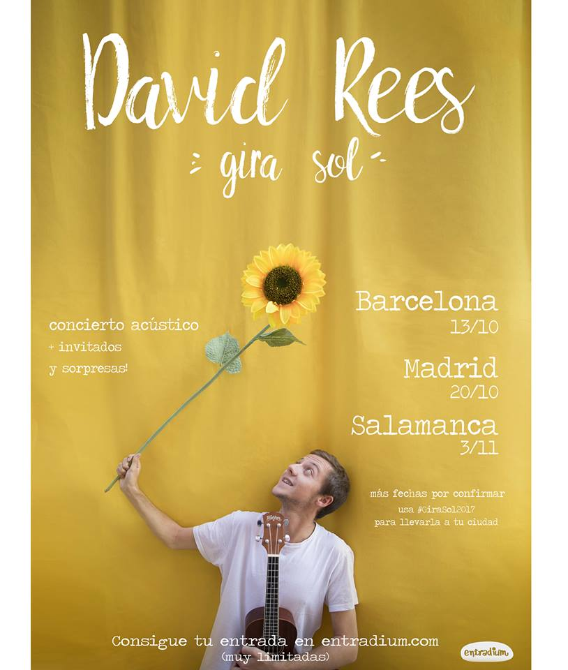 David Rees Tío Vivo Salamanca Noviembre 2017