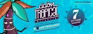 Ciclón Tropical Collective __Almargen Salamanca Octubre 2017