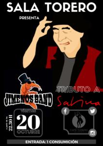 Jimenos Band Sala Torero Salamanca Octubre 2017