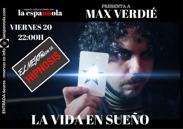 Max Verdié La vida es sueño La Espannola Salamanca Octubre 2017