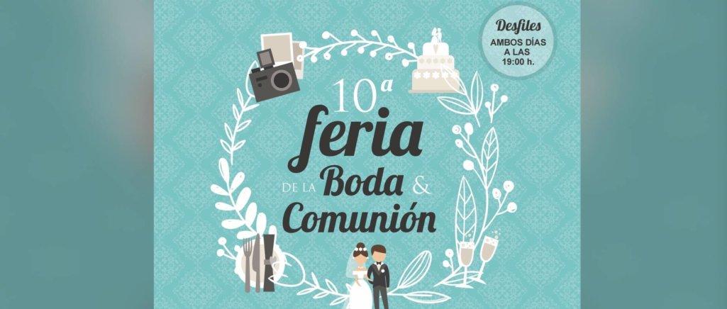 X Feria de la Boda y Comunión 2017 Hotel Doña Brígida Villamayor de Armuña Octubre