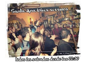 Blues Sessions Santa Ana Salamanca 2017-2018