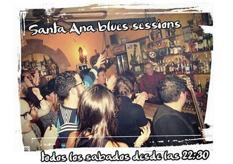 Blues Sessions Santa Ana Salamanca 2017-2018