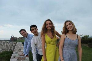 Trems Quartet COSCYL Salamanca Octubre 2017