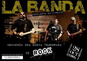 La Banda La Espannola Salamanca Octubre 2017