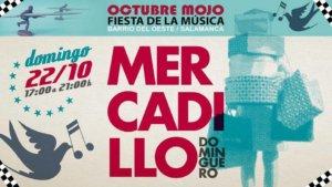 Mercadillo Dominguero Le Garage MCC Salamanca Octubre Mojo 2017