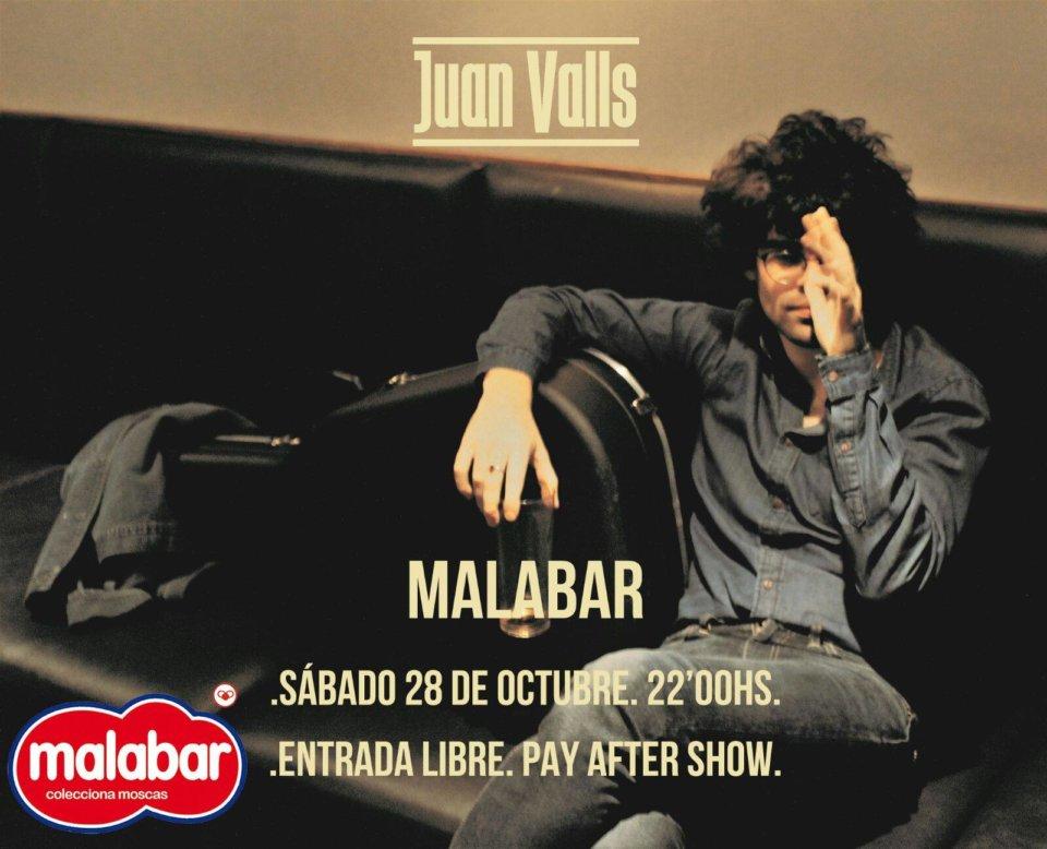 Juan Valls Malabar Salamanca Octubre 2017