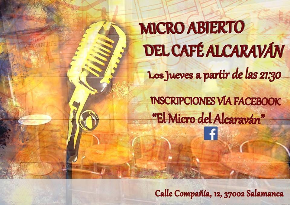 Micro Abierto El Alcaraván Salamanca 2017-2018