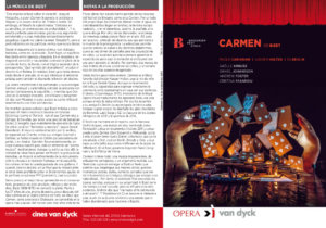 Carmen Cines Van Dyck Salamanca Octubre 2017