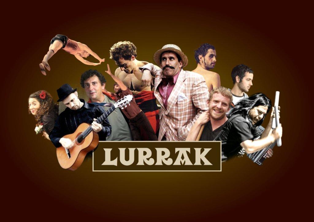 Lurrak Antzerkia Lurrak Teatro Liceo Salamanca Octubre 2017