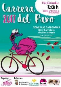 Carrera del Pavo 2017 Promesal Salamanca Diciembre 2017