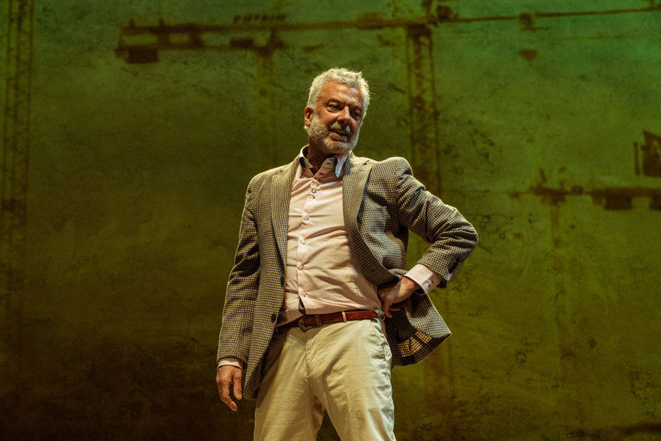 Adolfo Fernández Centro de Producción Teatral Ciudad de Salamanca Octubre 2017