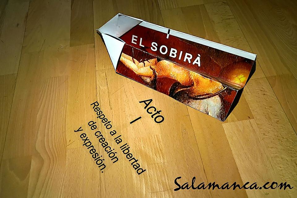 Foto Aquí suceden cosas Domus Artium 2002 DA2 Salamanca 2017-2018