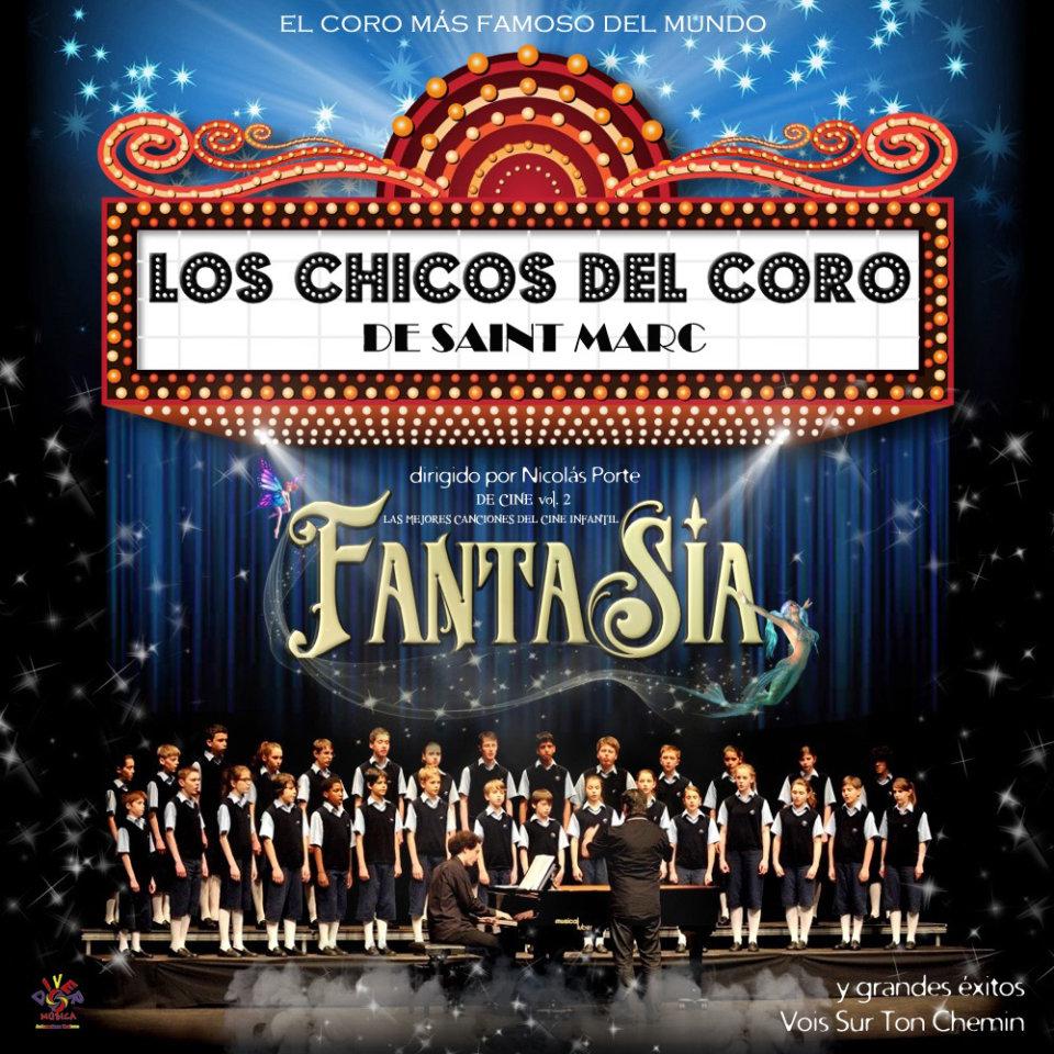 Los Chicos del Coro de Saint Marc Salamanca Diciembre 2017