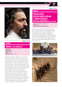 Diego El Cigala CAEM Salamanca Noviembre 2017