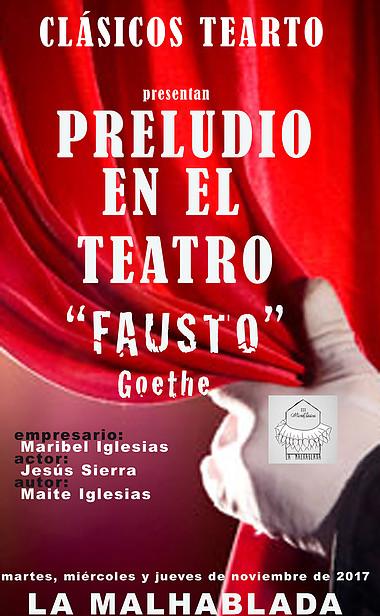La Malhablada Salamanca Noviembre 2017 Fausto