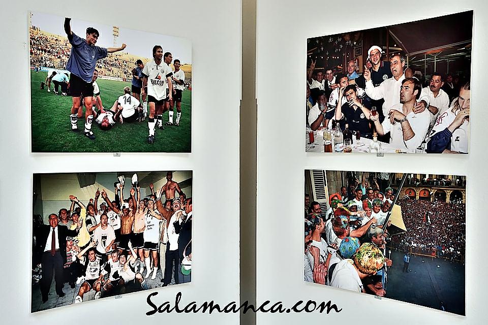 La Salina Momentos de oro del deporte salmantino Salamanca Octubre y noviembre 2017