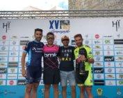 El ciclista bejarano Moisés Dueñas triunfa en la Vuelta a Ibiza