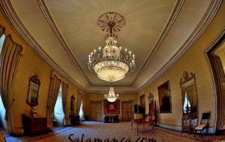 Salón de Recepciones Ayuntamiento de Salamanca