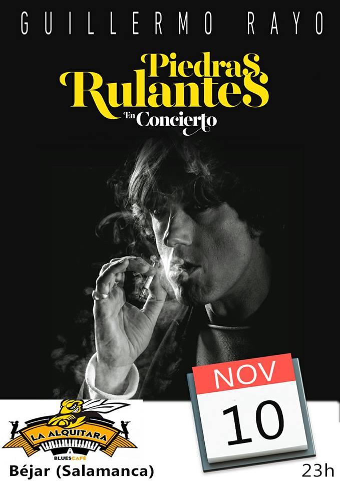 La Alquítara Guillermo Rayo Béjar Noviembre 2017