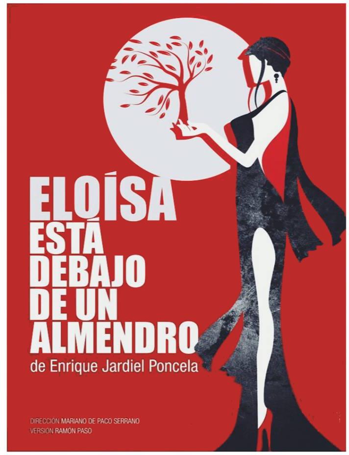 Aula Teatro Juan del Enzina Eloisa está debajo de un almendro Salamanca Diciembre 2017