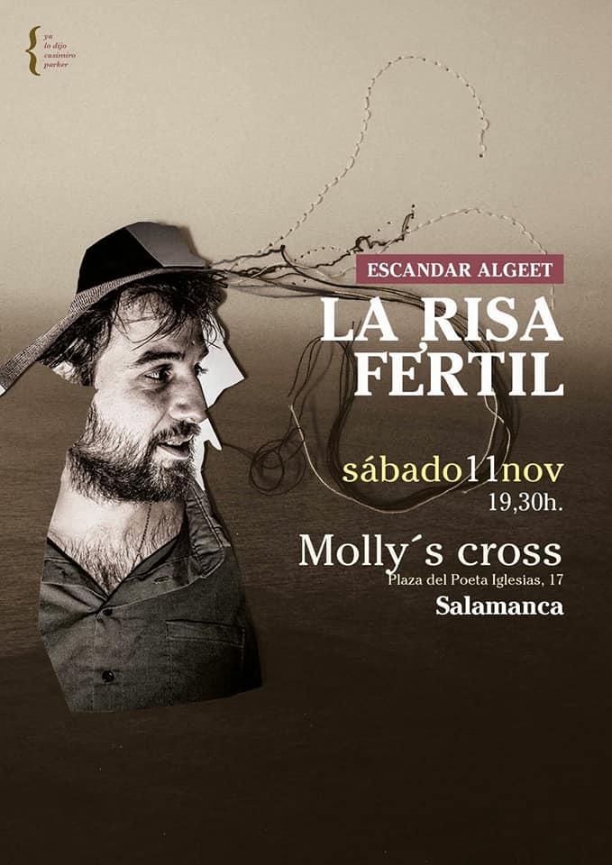 The Molly's Cross Escandar Algeet Salamanca Noviembre 2017