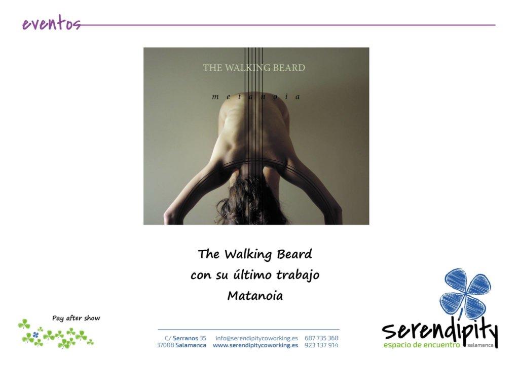 Serendípity The Walking Beard Salamanca Noviembre 2017