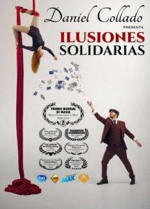 Aula Teatro Juan del Enzina Daniel Collado Ilusiones solidarias Salamanca Noviembre 2017