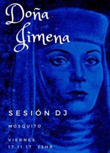 El Mosquito Doña Jimena Salamanca Noviembre 2017