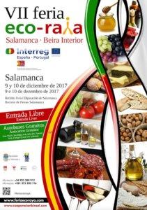 VII Feria Ecoraya Salamanca - Beira Interior Diciembre 2017