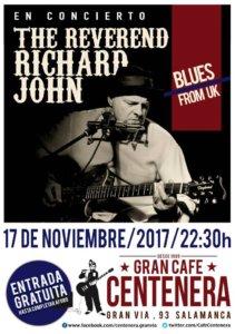 Centenera The Reverend Richard John Salamanca Noviembre 2017
