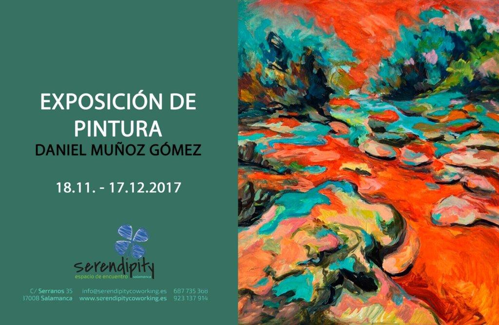 Serendípity Daniel Muñoz Gómez Salamanca Noviembre diciembre 2017