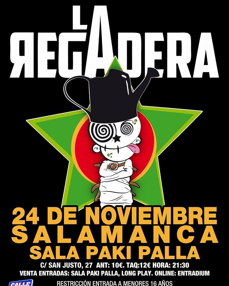Pakipalla La Regadera Salamanca Noviembre 2017