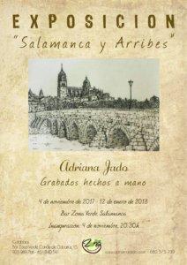 Zona Verde Adriana Jado Salamanca y Arribes Noviembre diciembre 2017 enero 2018