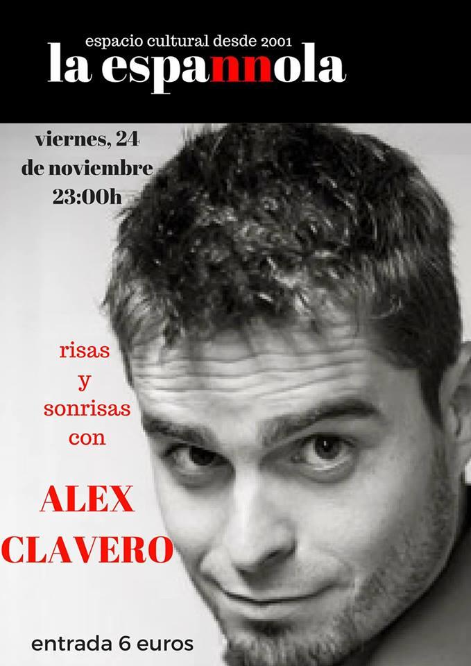 La Espannola Álex Clavero Salamanca Noviembre 2017