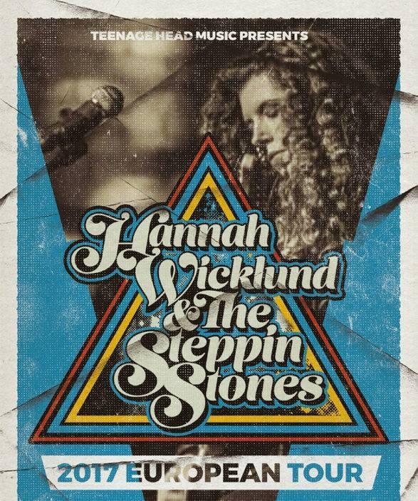 La Alquítara Hanna Wicklund & The Steppin Stones Béjar Noviembre 2017