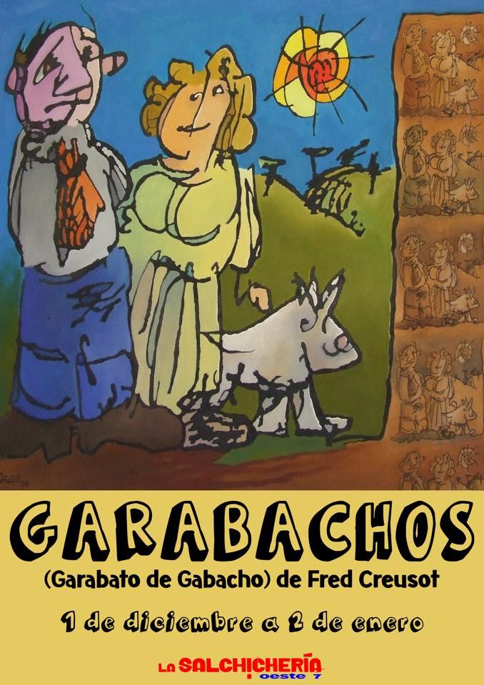 La Salchihería Oeste 7 Fred Creusot Garabachos Salamanca Diciembre 2017