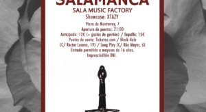 Music Factory Zetazen Salamanca Febrero 2018