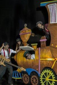 Teatro Auditorio Viajando a Weimar Ledesma Noviembre 2017