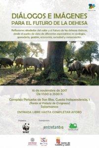 Peñuelas de San Blas Diálogos e imágenes para el futuro de la Dehesa Salamanca Noviembre 2017