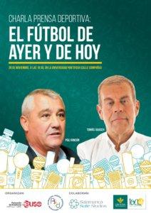 Universidad Pontificia de Salamanca El fútbol de ayer y de hoy Noviembre 2017